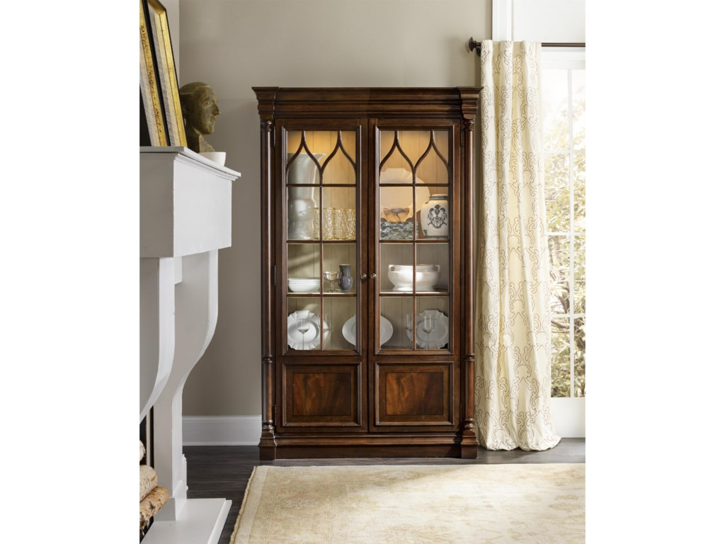 Hooker Furniture LeesburgDisplay Cabinet