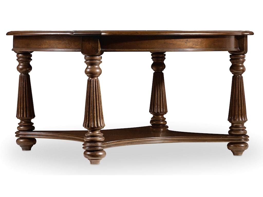 Hooker Furniture LeesburgRound Cocktail Table