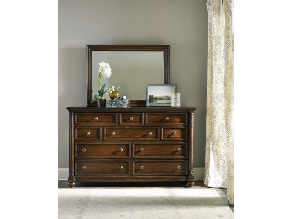 Hooker Furniture LeesburgLandscape Mirror