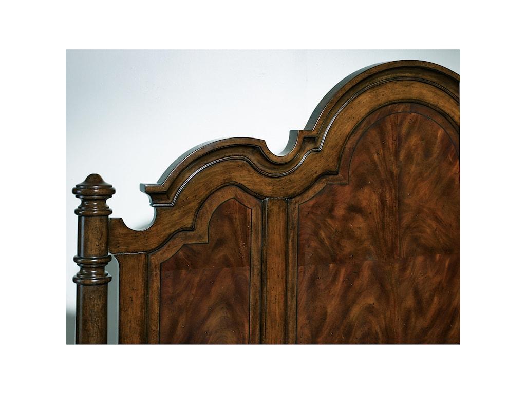 Hooker Furniture LeesburgCalifornia King Size Poster Bed