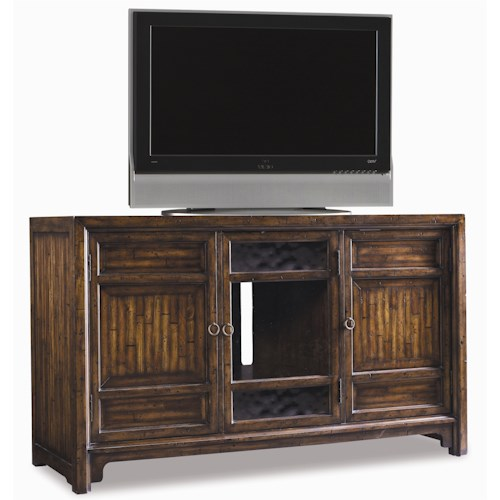 Hooker Furniture Legends Television Stand w/ 3 Doors