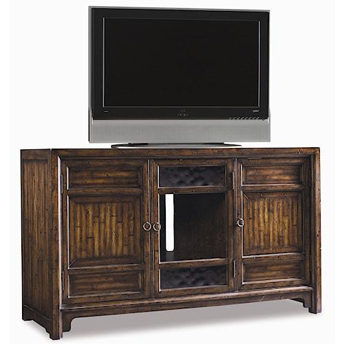 Hooker Furniture Legends Television Stand w/ 3 Doors
