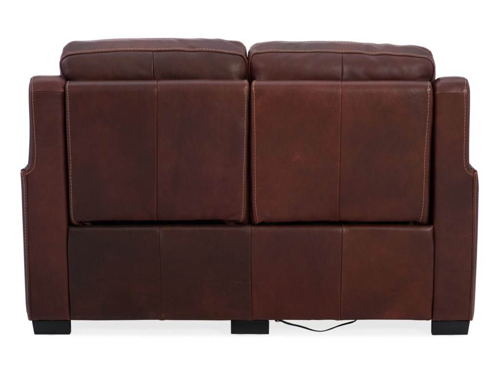 Hooker Furniture LincolnPwr Motion Loveseat with Pwr Head & Lumbar