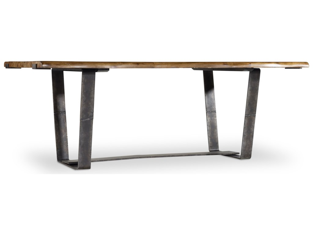 Hooker Furniture Live EdgeDining Table