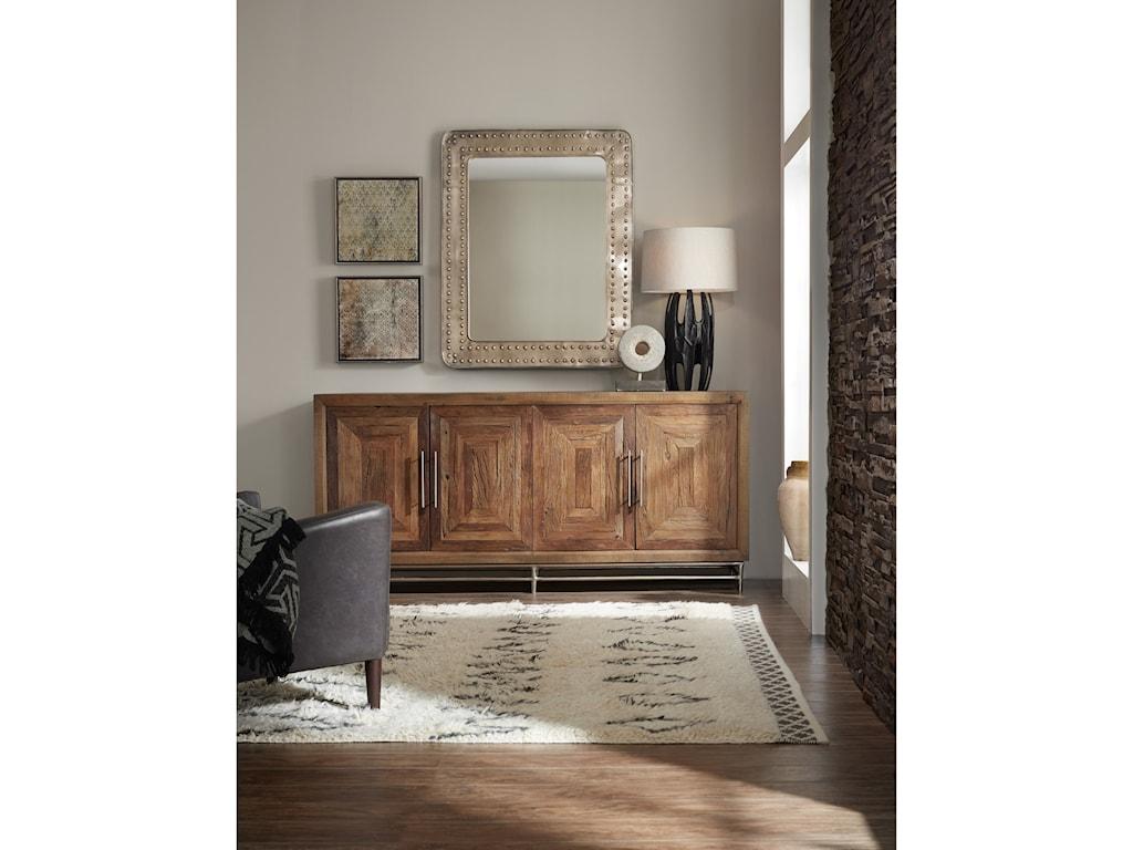 Hooker Furniture L'UsineRectangular Mirror