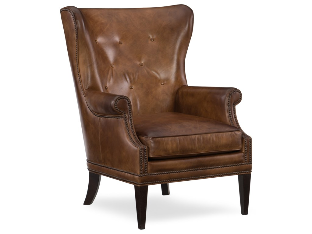 Hooker Furniture MayaWing Club Chair