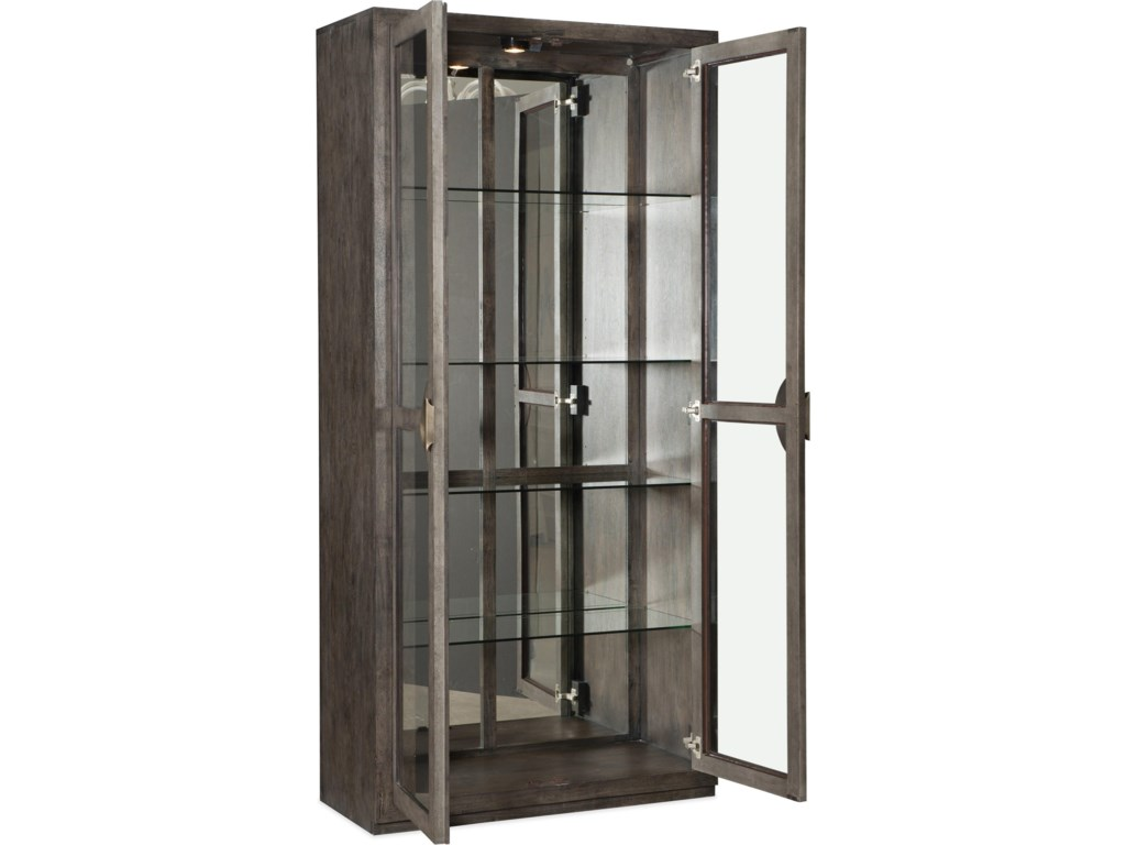 Hooker Furniture MelangeDisplay Cabinet