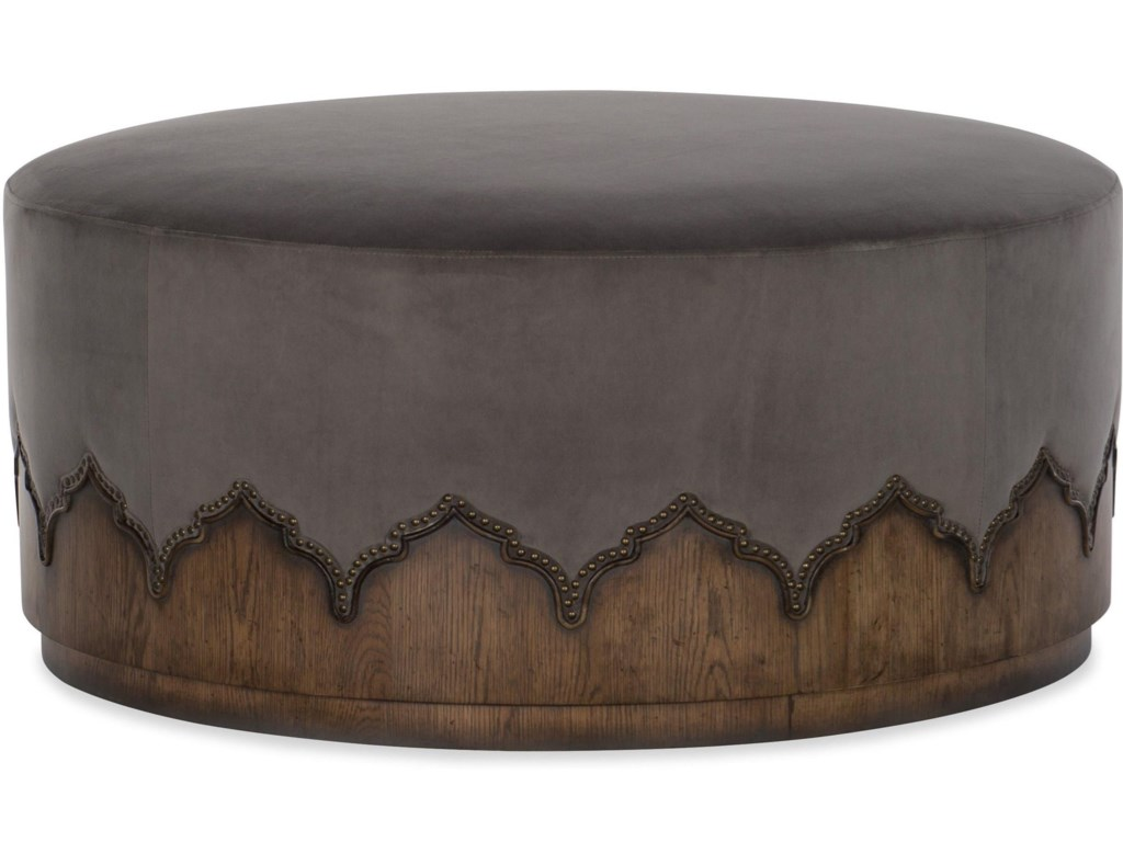 Hooker Furniture MelangeCocktail Ottoman
