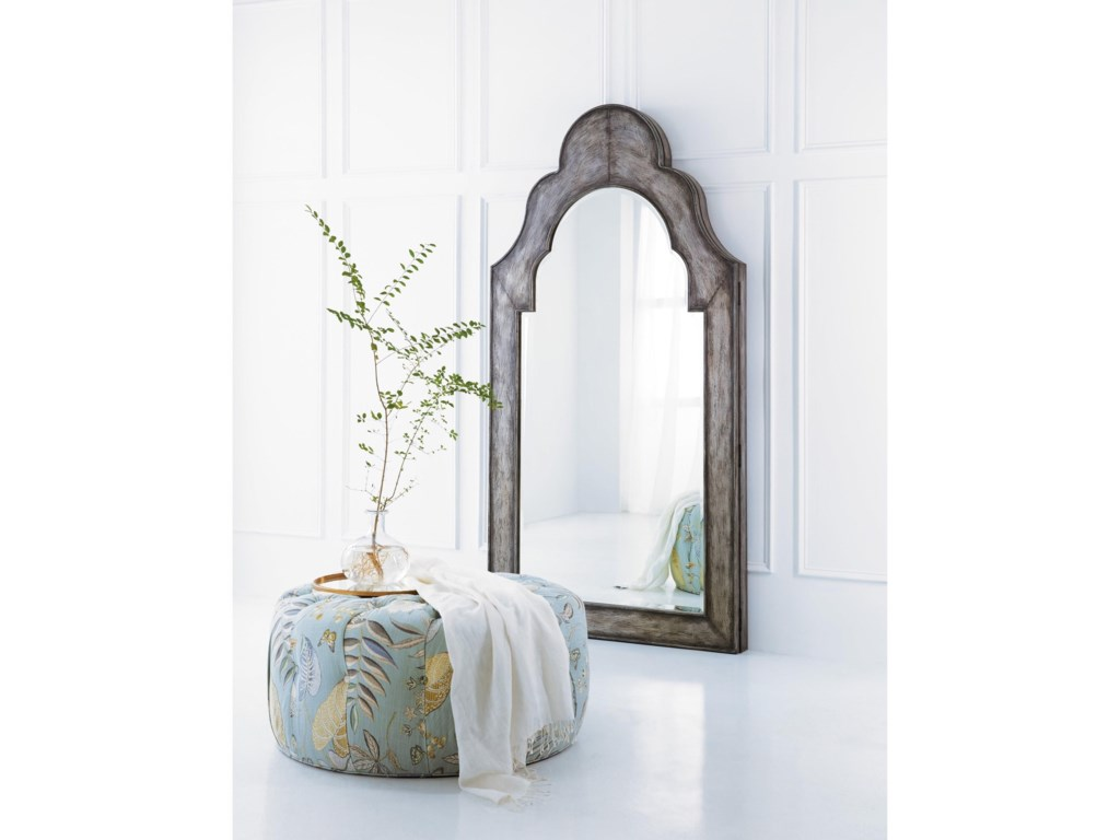 Hooker Furniture MelangeFloor Mirror w/ Jewelry Storage