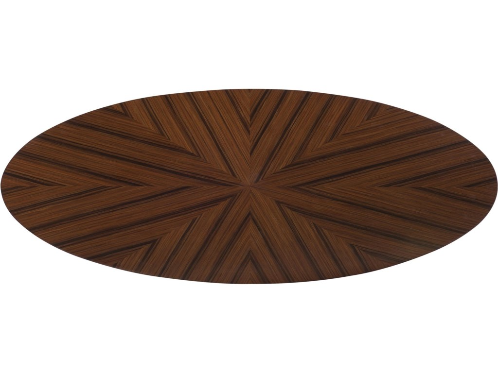Hooker Furniture MelangeOval Cocktail Table