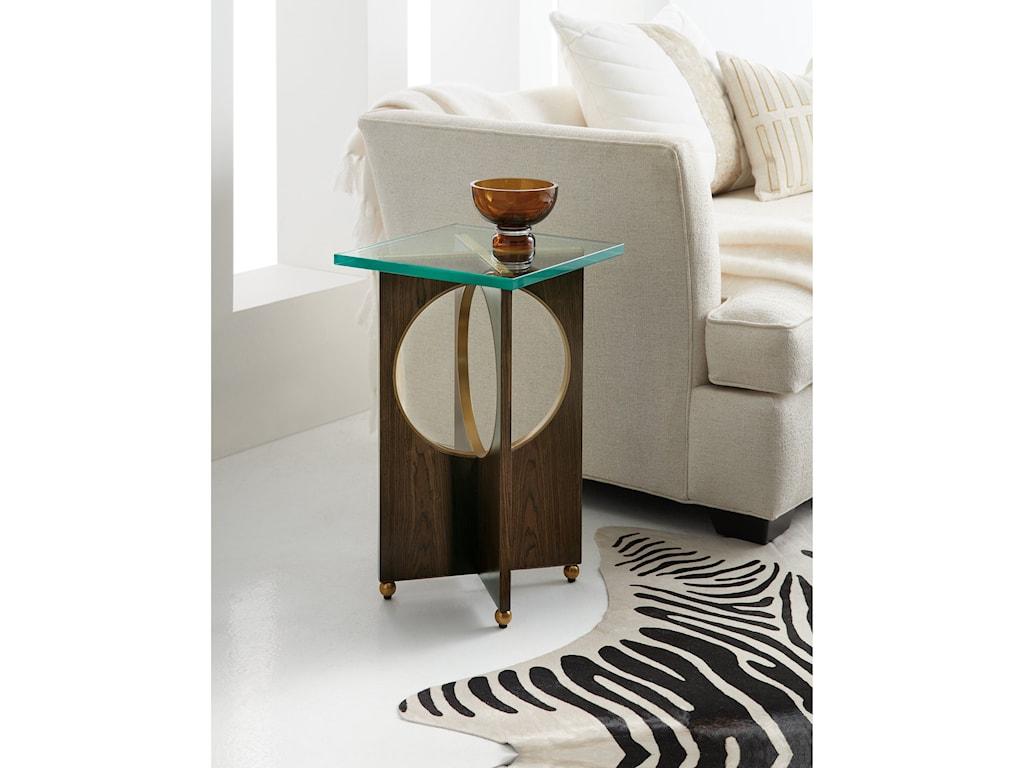 Hooker Furniture MelangeClyde End Table