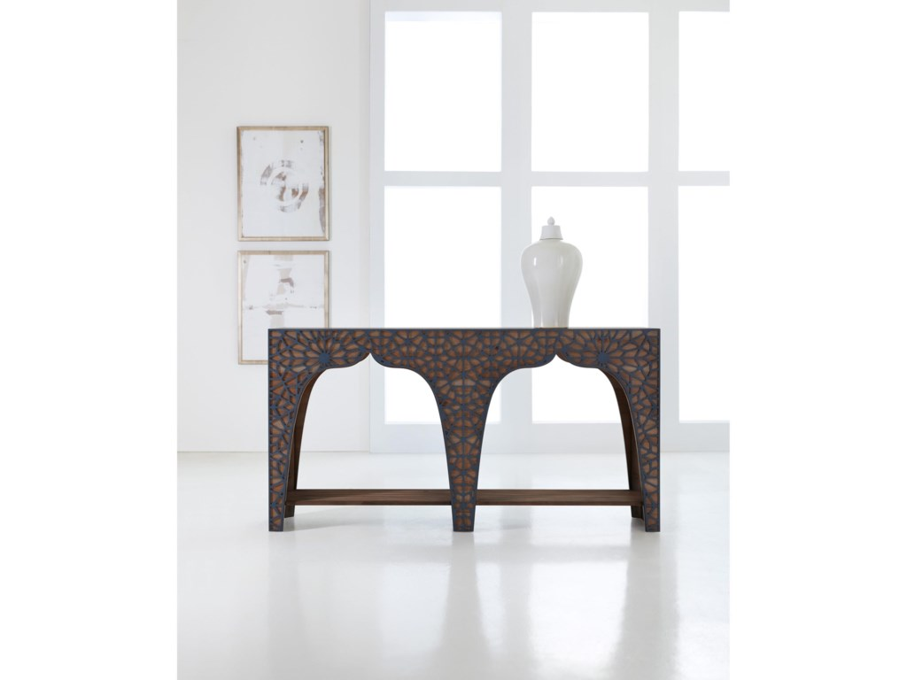 Hooker Furniture MelangeHall Console Table