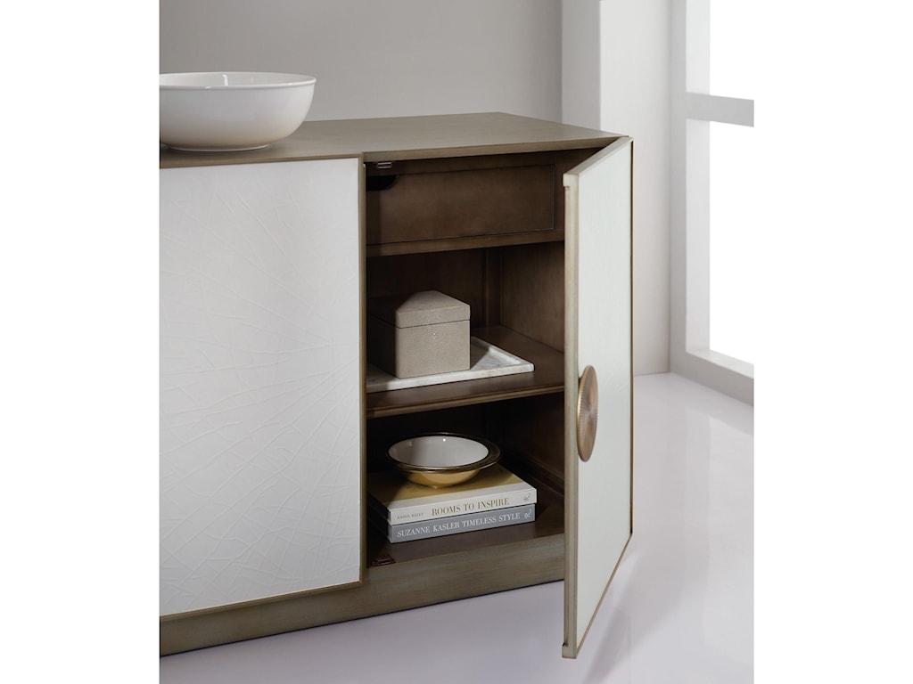 Hooker Furniture MelangeCrackle Chest