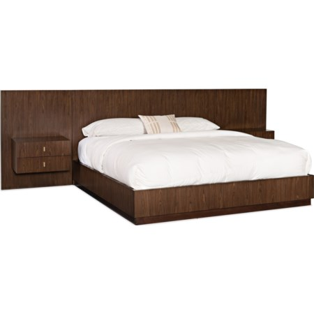 King Wall Bed