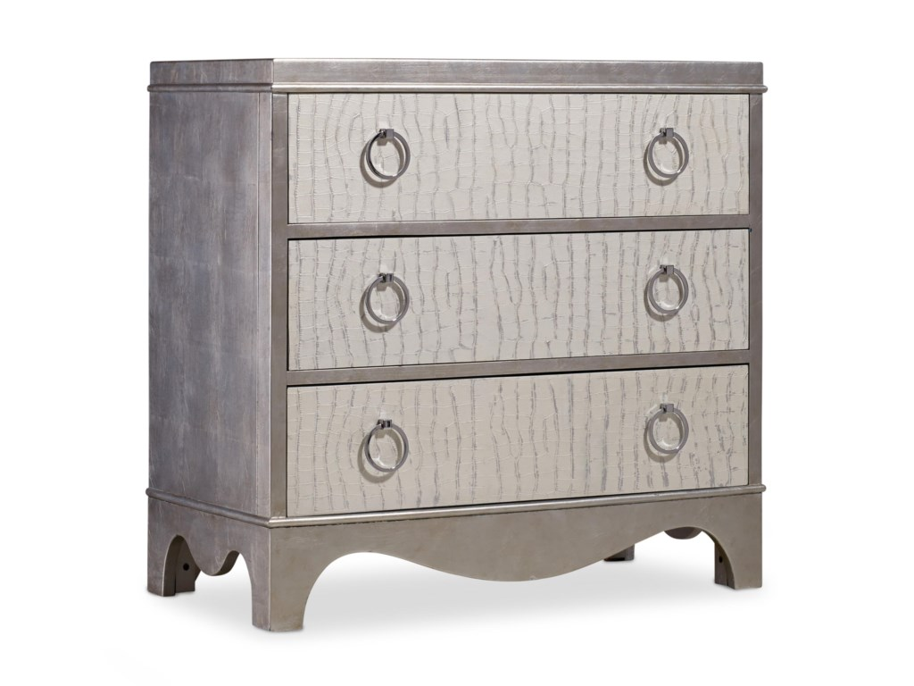 Hooker Furniture Mélangesilver chest