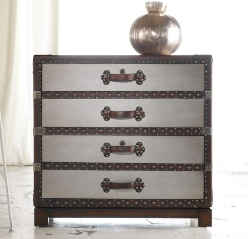 Hooker Furniture Mélange Bondurant 2-Drawer Lateral File