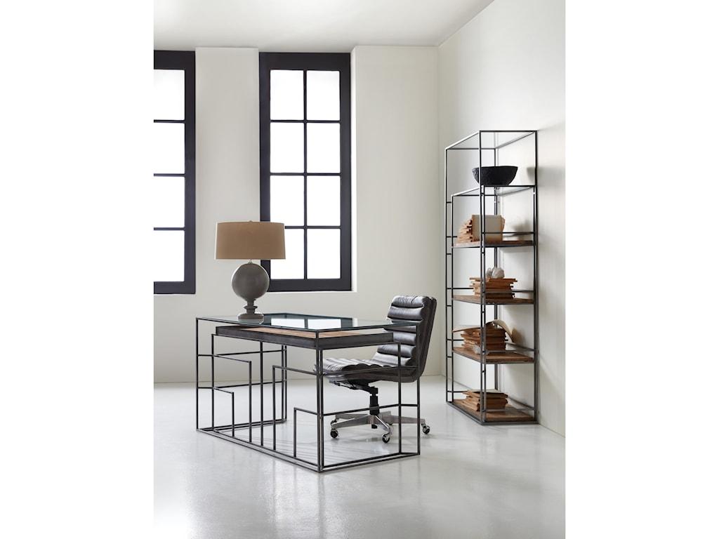Hooker Furniture MélangeGriffin Bookcase