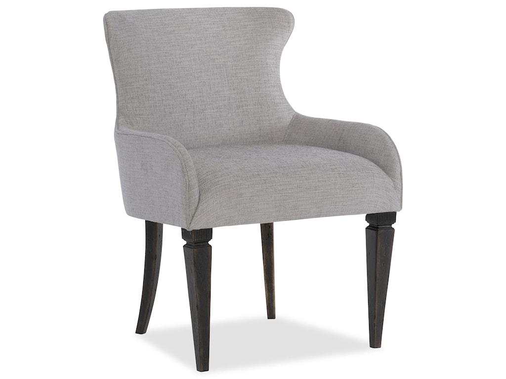Hooker Furniture MelangeEileen Uph Arm Chair