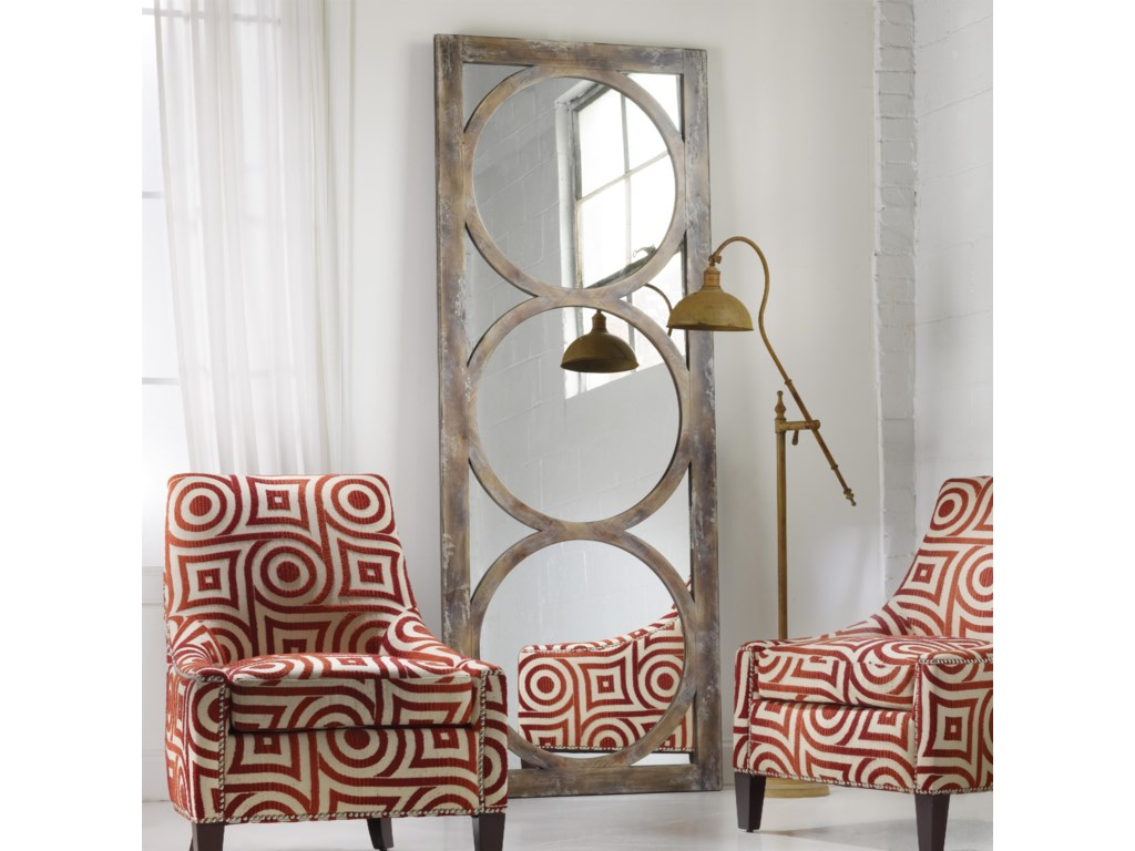 Hooker Furniture MélangeEncircled Floor Mirror