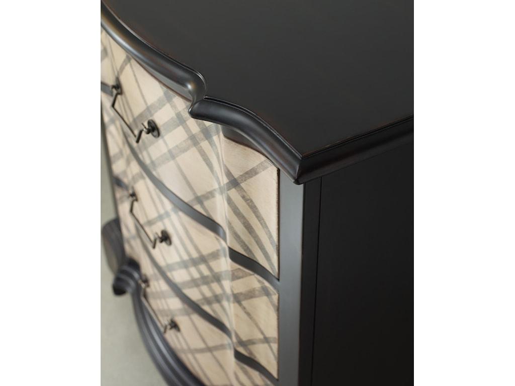 Hooker Furniture MélangePlaid Chest
