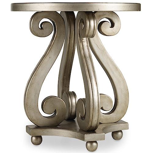 Hooker Furniture Mélange Luna Accent Table