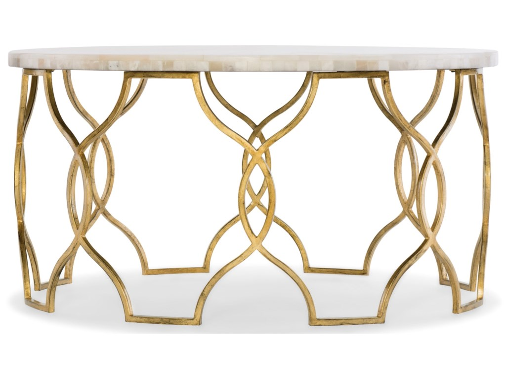 Hooker Furniture MélangeCorrina Cocktail Table