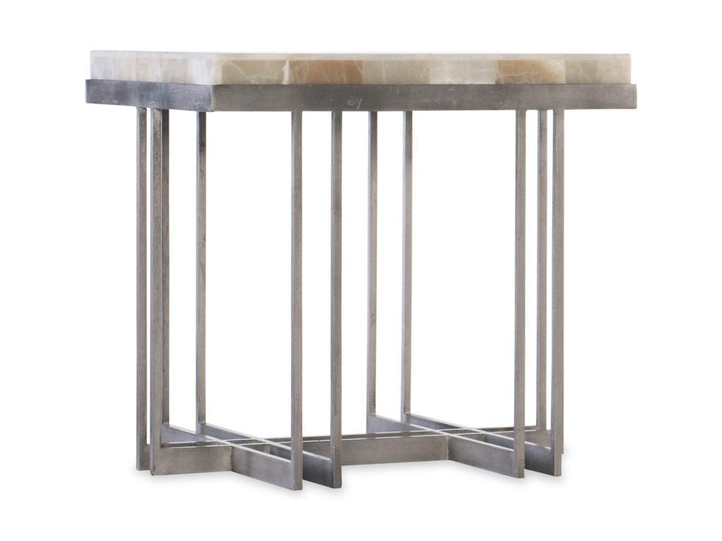 Hooker Furniture MelangeMona End Table