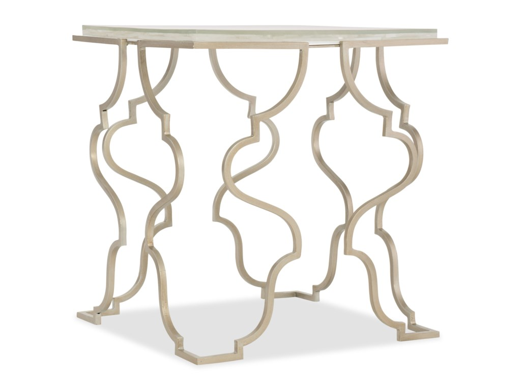 Hooker Furniture MelangeNia End Table