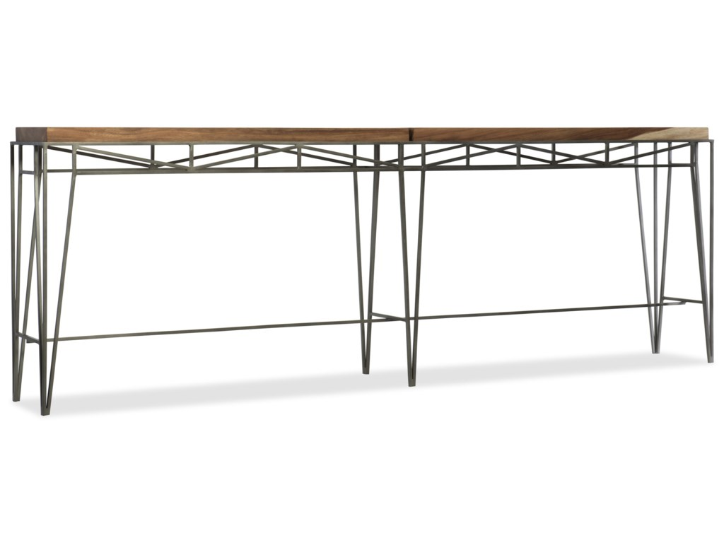Hooker Furniture MelangeCoastline Sofa Table