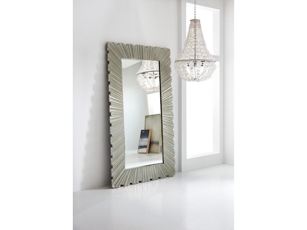 Hooker Furniture MelangeEmber Floor Mirror