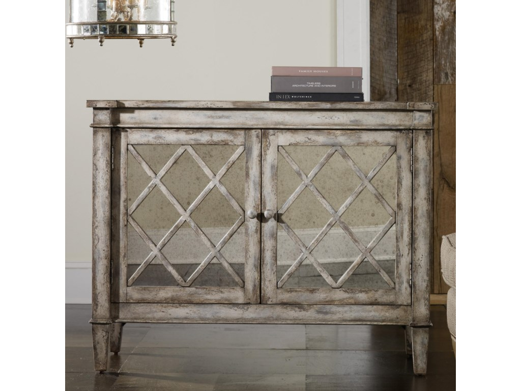 Hooker Furniture MélangeVilla Blanca Chest