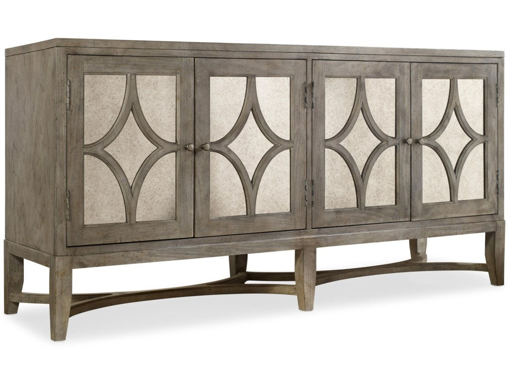 Hooker Furniture MélangeDiamante Console
