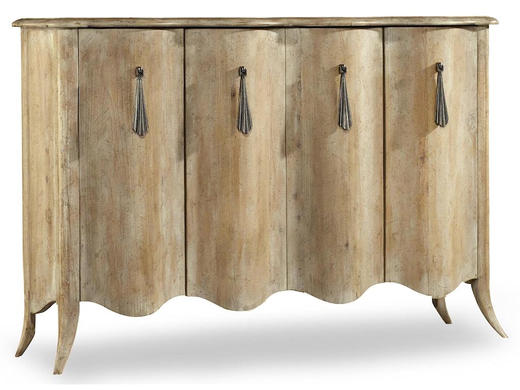 Hooker Furniture MélangeDraped Credenza