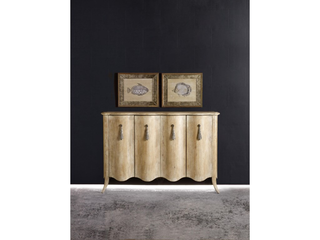 Hooker Furniture MélangeDraped Credenza