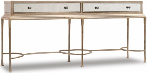 Hooker Furniture Mélange Reflections Console