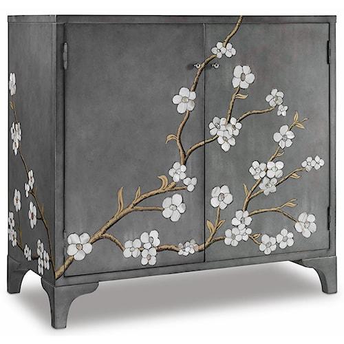 Hooker Furniture Mélange In Bloom Door Chest