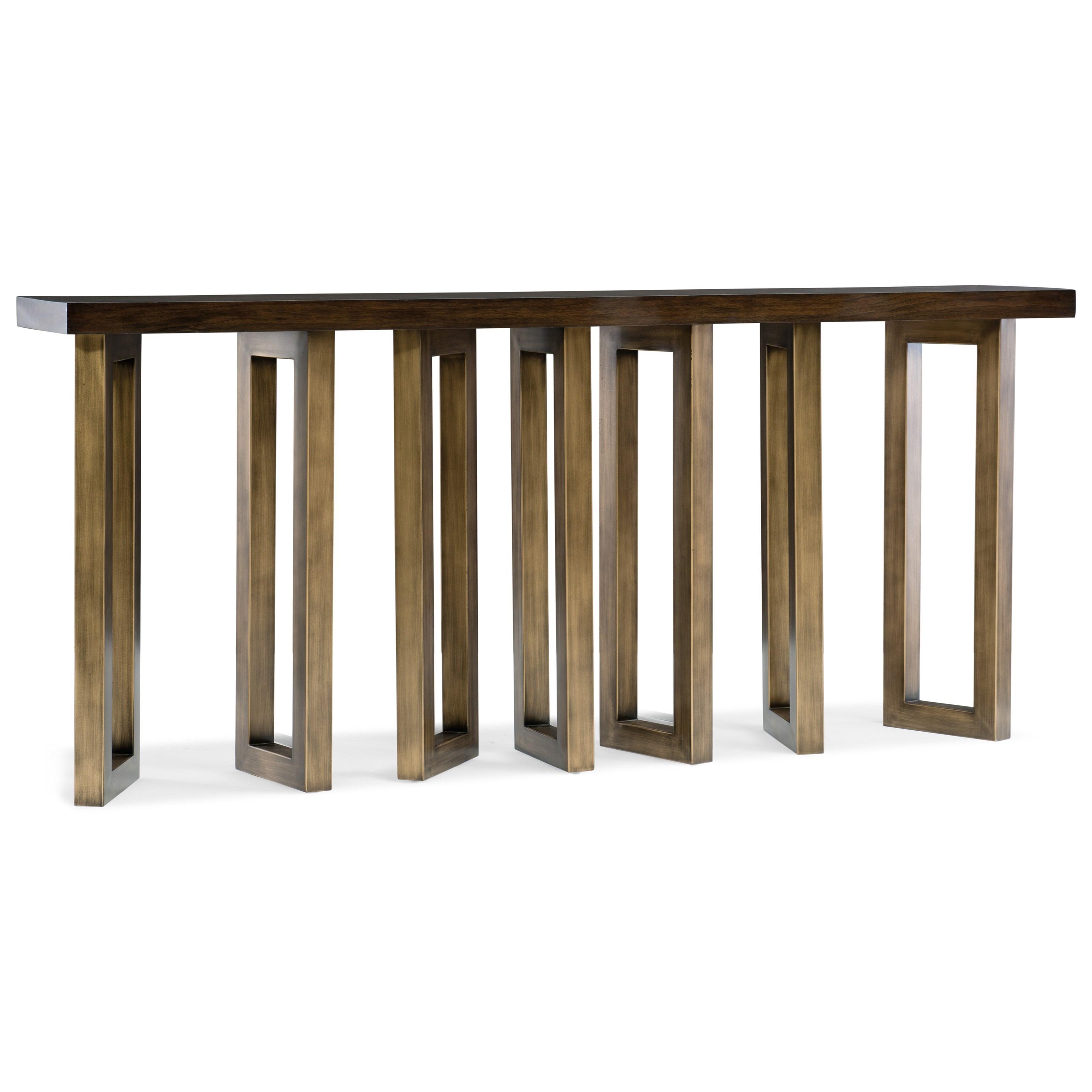 Hooker Furniture Melange 638 85287 Dkw Connelly Contemporary