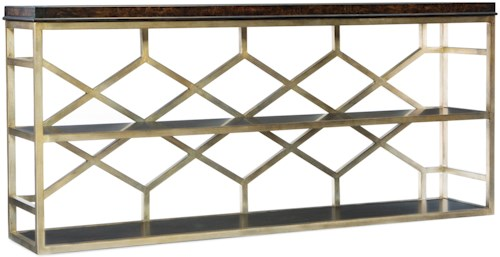 Hooker Furniture Mélange Giles Console Table