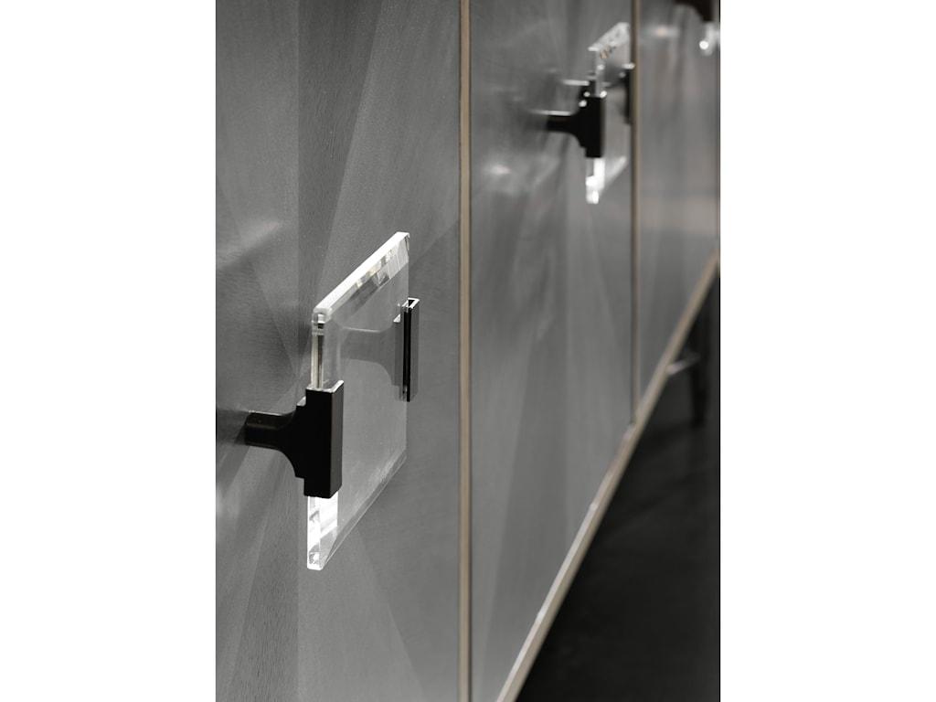 Hooker Furniture MélangeZola Four-Door Credenza