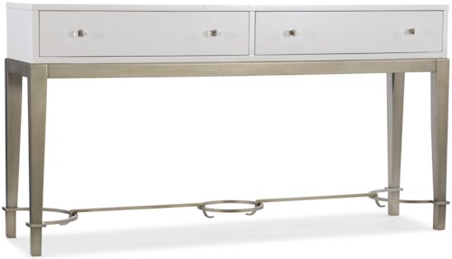 Hooker Furniture Mélange Lady in White Console