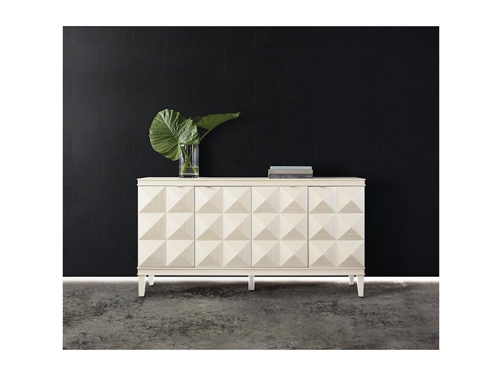 Hooker Furniture MelangeJinxie Credenza