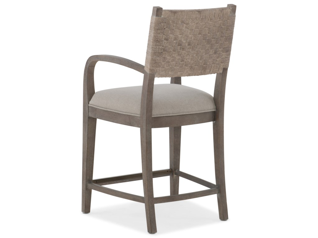 Hooker Furniture Miramar - CarmelO'Keefe Counter Stool