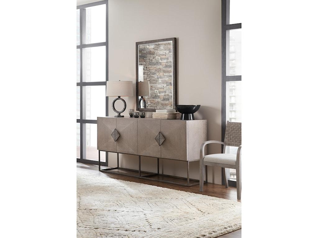 Hooker Furniture Miramar - CarmelSierra Buffet