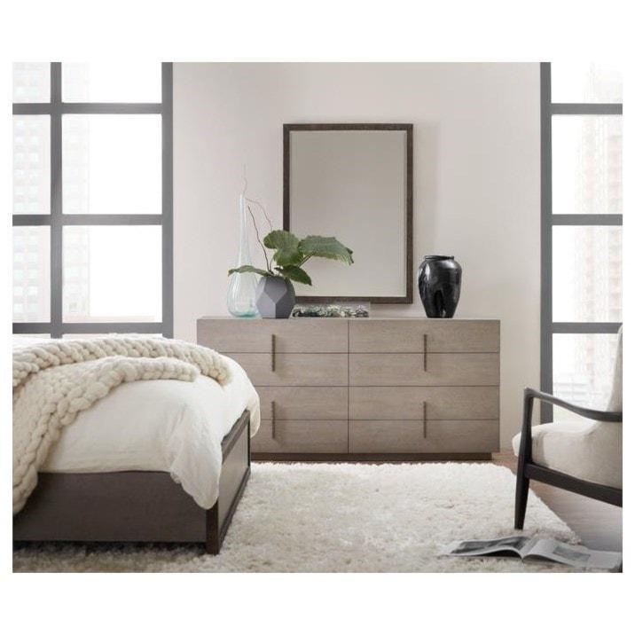 Hooker Furniture Miramar - CarmelAuguste Eight Drawer Dresser