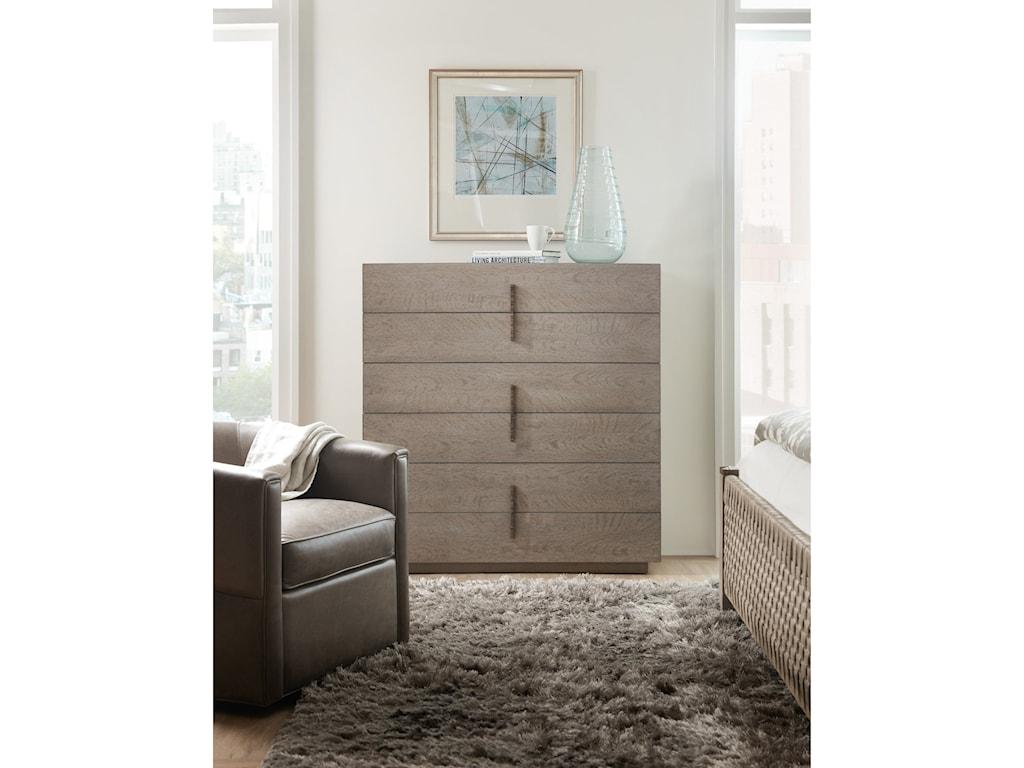 Hooker Furniture Miramar - CarmelSoledad Six Drawer Chest