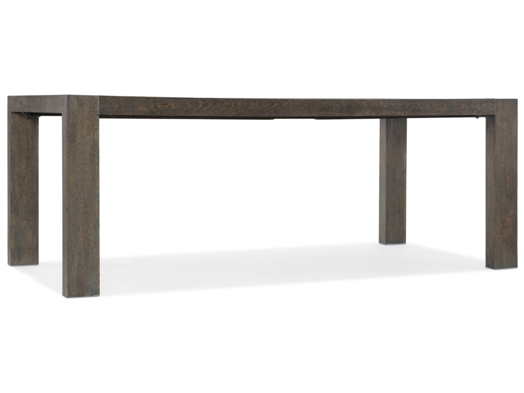 Hooker Furniture Miramar - Point ReyesUmberto Leg Dining Table