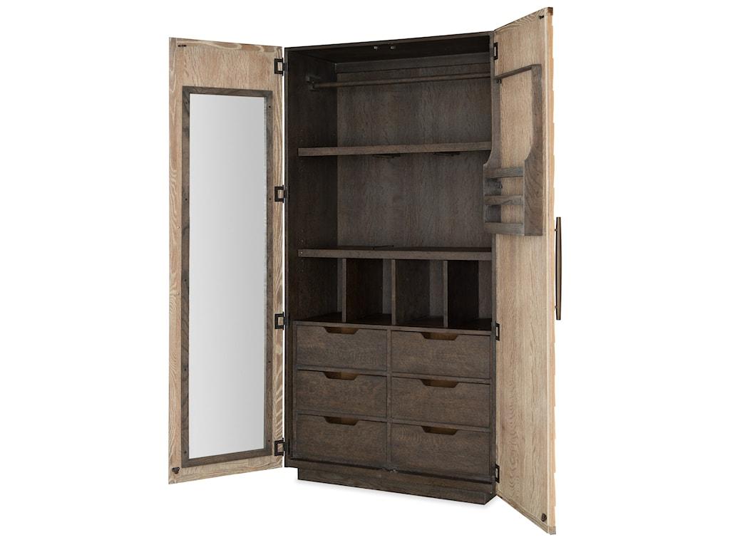 Hooker Furniture Miramar - Point ReyesSalvador Wardrobe
