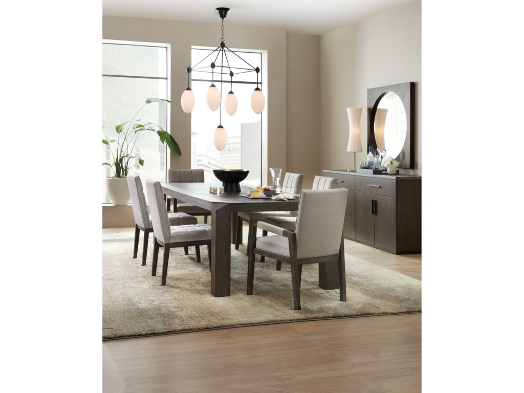 Hooker Furniture Miramar AventuraFormal Dining Room Group