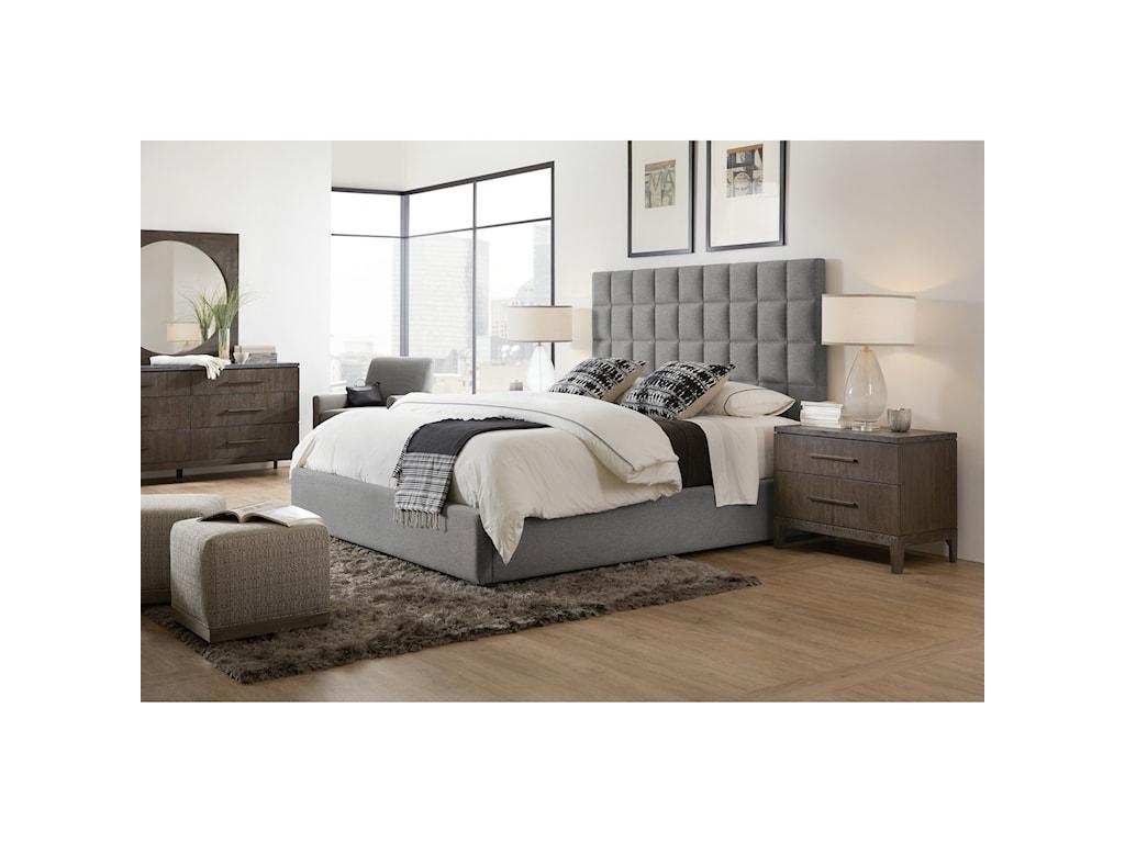 Hooker Furniture Miramar AventuraQueen Bedroom Group