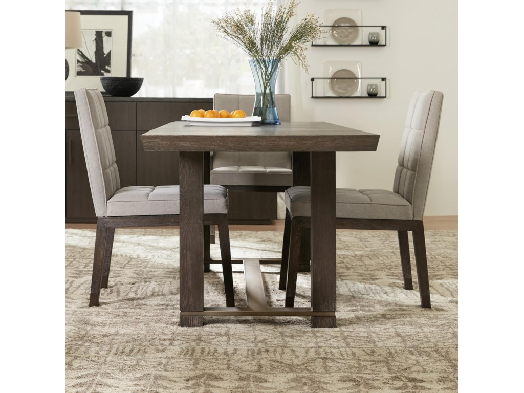Hooker Furniture Miramar Aventura4 Piece Adjustable Table and Chair Set